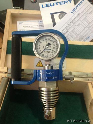 Прибор максиметр для ремонта дизельных форсунок