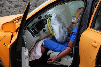 ТОП безопасных автомобилей